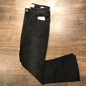 Frame Denim Le Crop Mini Boot Jeans NWT